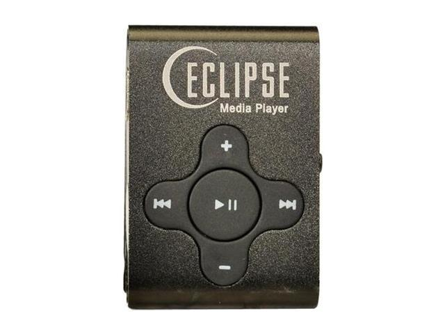 Mach Speed Eclipse Black 4GB MP3 Player CL4BK