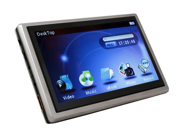 Mach Speed  MP3 / MP4 Player  TRIO-T4300HD-8GB