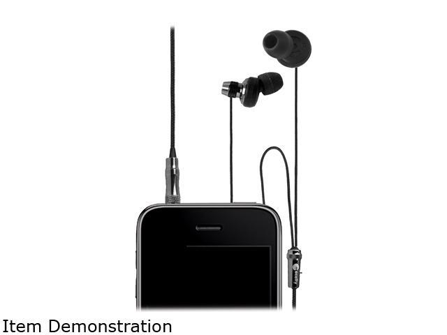 Macally Premium Stereo Sound Hands-Free Headset For iPhone & iPhone 3G (HifiTune)
