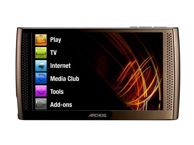 "ARCHOS 7 7"" 160GB MP3 / MP4 Player"