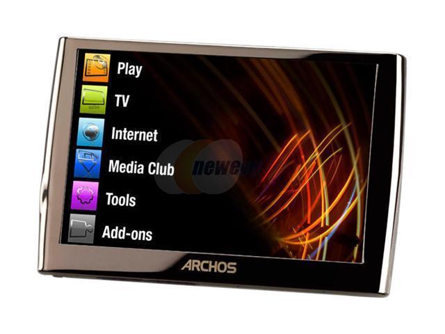 Archos 5 - 60GB w/ Wi-Fi (501117) - BLACK