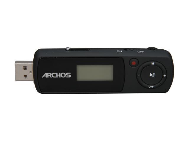 Archos - Key - 4GB MP3/MP4 Player w/ FM Radio (501511)