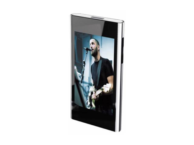 "Coby 2.8"" Black 8GB Video MP3 Player MP826"