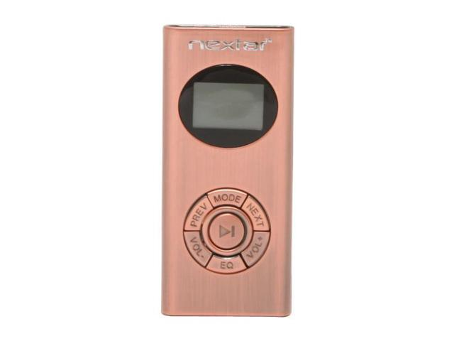 Nextar Bronze 1GB MP3 Player MA99T-1CR