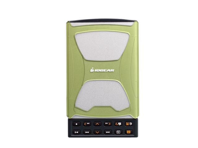 IOGEAR GMD2025U120 Portable Media Server Player