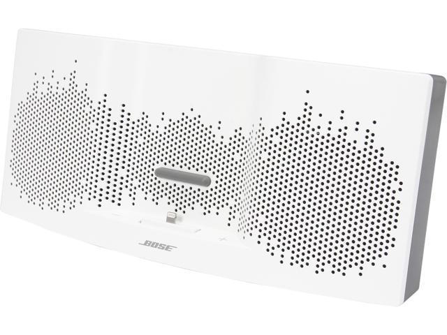 Bose SoundDock XT Speaker-White/Gray