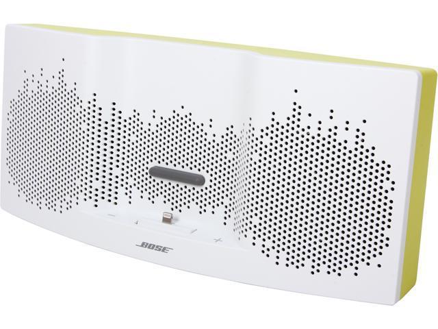 Bose SoundDock XT Speaker-White/Yellow