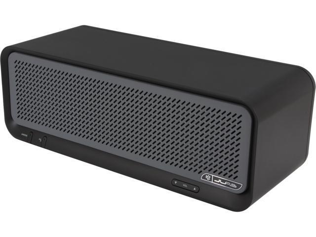 JLab BOUNCERBATT-BLK-BOX Bouncer Portable Bluetooth Speaker with Battery
