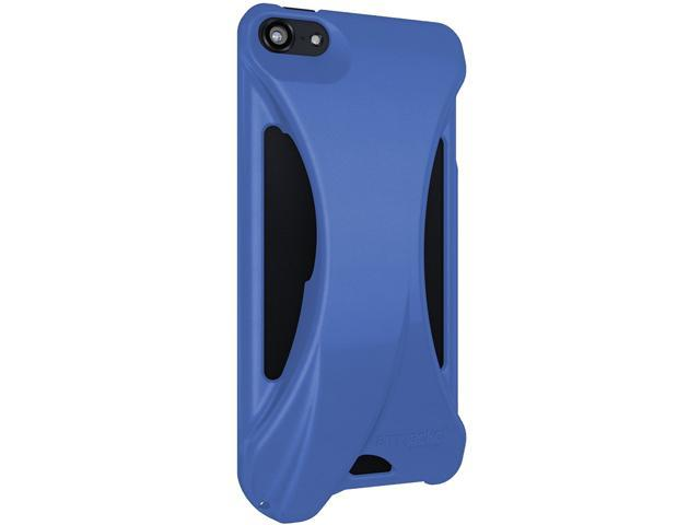 Kubxlab Ampjacket Sound Amplifier Case iPod Touch 5 Blue AMPIPT5BLTPU