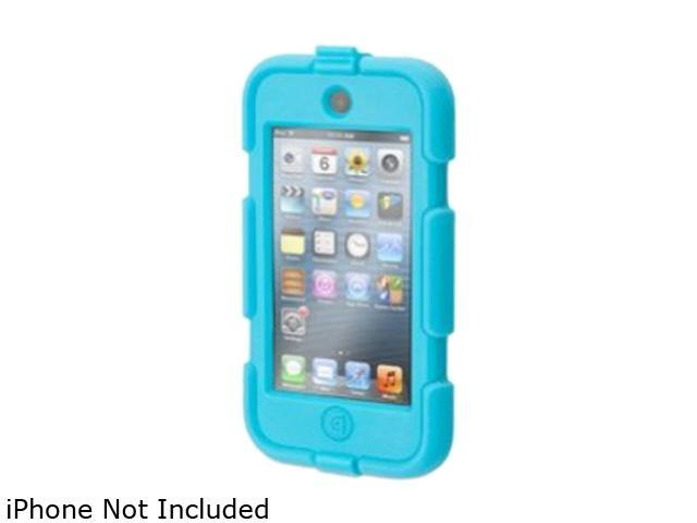 Griffin Pool Blue Survivor Case + Belt Clip for iPod touch (5th/ 6th gen.)   Extreme-duty case