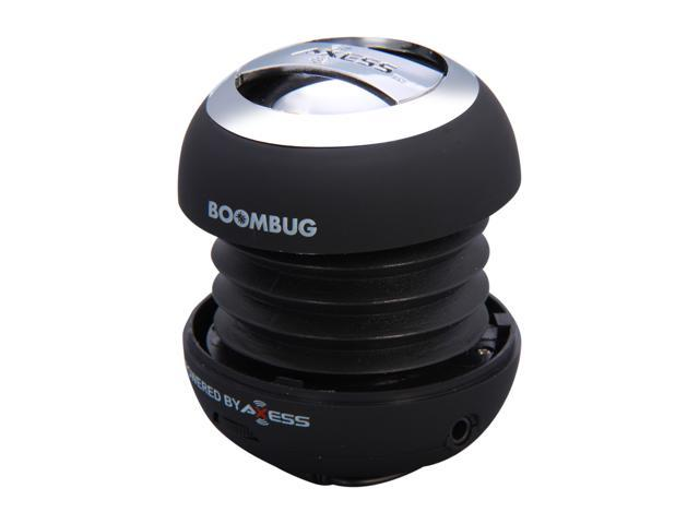Boombug SPLW11-1 BLK Portable Mini Premium Speaker