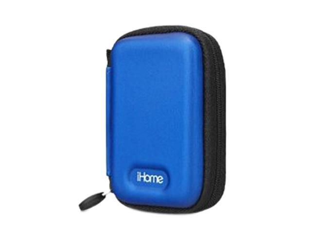 iHome IHM11L Rechargeable Speaker Case for iPod nano 6G Or shuffle, Blue