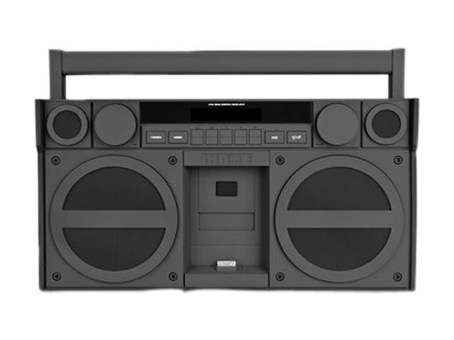 iHome Portable FM Stereo Boombox for iPhone/iPod IP4GZC