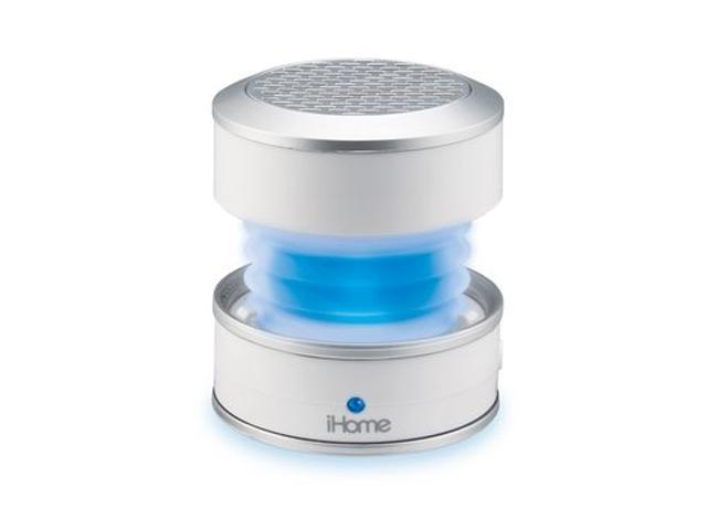 iHome IHM61W Rechargeable Color Changing Mini Speaker