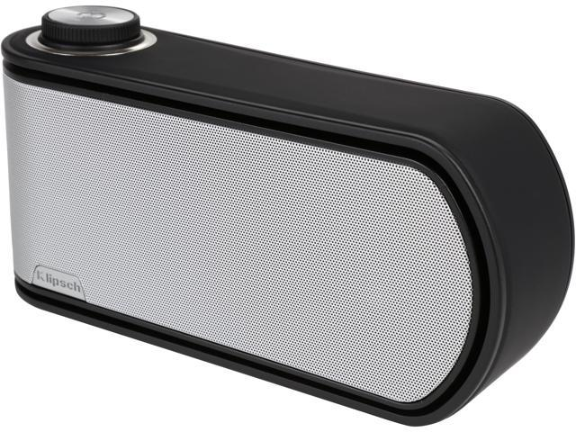 Klipsch GiG Black Portable Wireless Music System