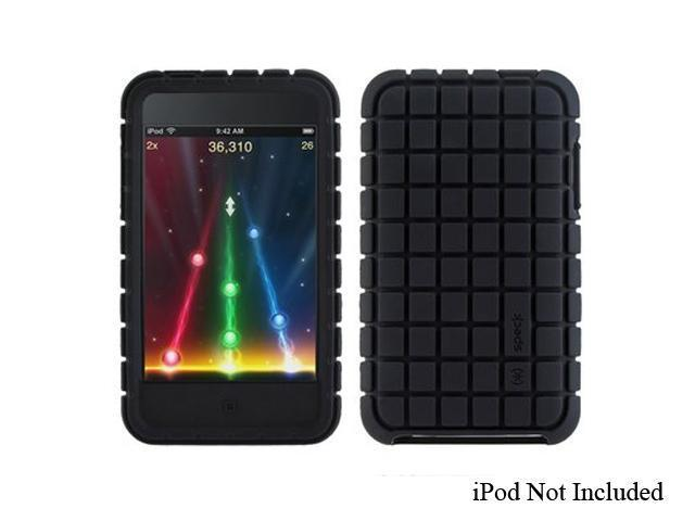 Speck Products PixelSkin Black Flexible Case For iPod touch 2nd Gen IT2-PXL-BLK