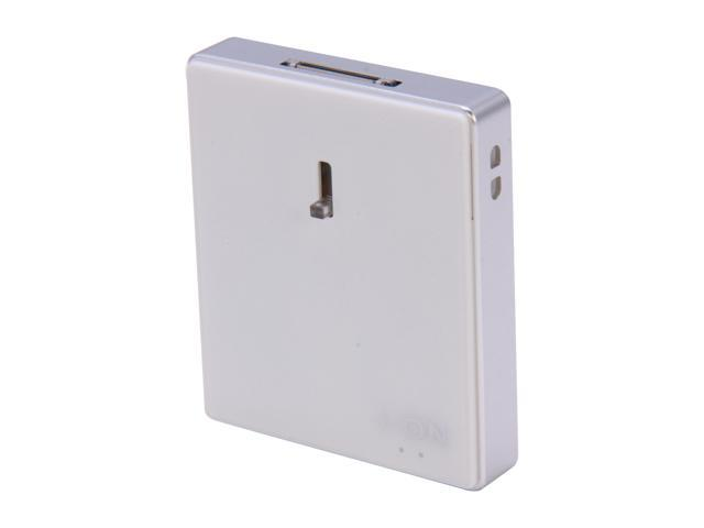i-ON White 1400 mAh Extended Battery Stick for iPod and iPhone IB-19