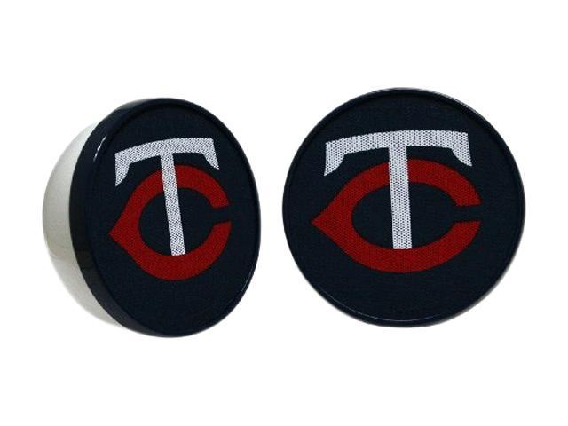 IHIP MLV4000MIN Minnesota Twins Speaker Set 2pc Fb Mlb Logo