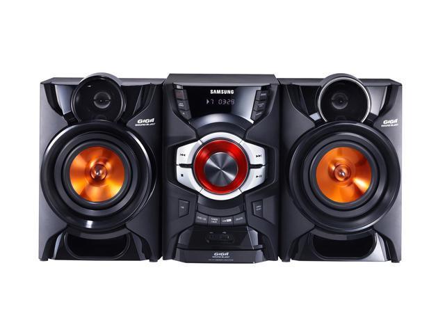 SAMSUNG MX-E630CB Mini Speaker System