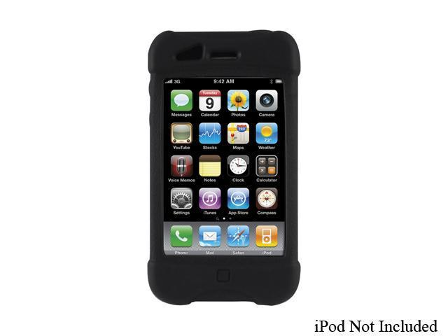 OtterBox Impact Black Case For iPhone 3G/3GS 1943-20.5