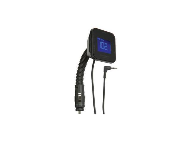 Scosche tuneIT Digital FM transmitter with Back Lit Display & Flex-Neck                                            FMTD3