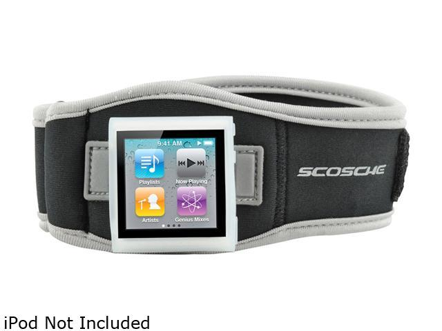 soundKASE n6 - Sport Case for iPod nano (Gen 6)