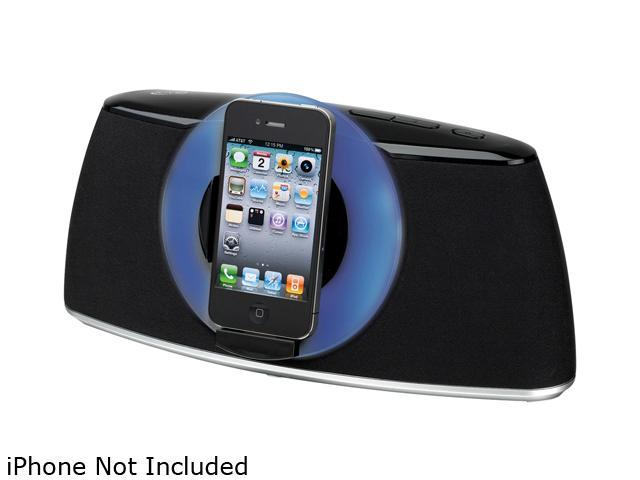 iLive ISP301B Home Speaker System with iPod/iPhone Dock
