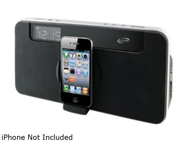 iLive ISP591B Speaker System for iPod and iPhone