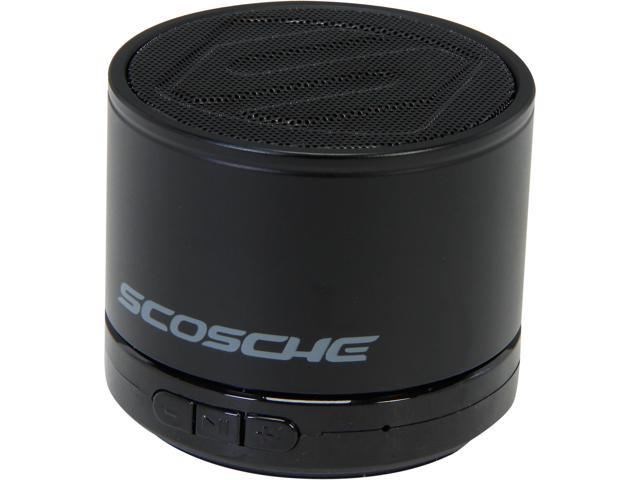 Scosche BTSPK1 Portable Bluetooth Wireless Media Speaker