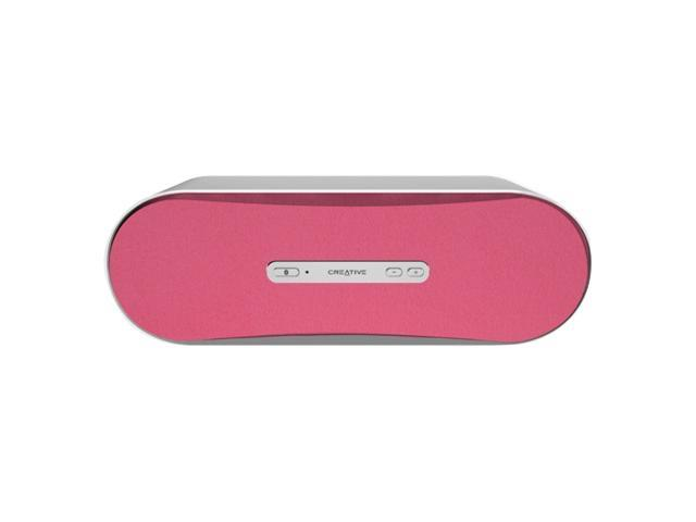 Creative D100 Pure Wireless Bluetooth Speaker System (Pink)