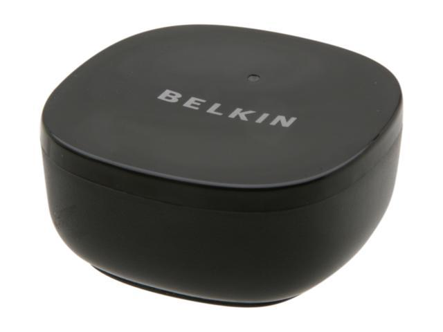 Belkin F8Z492ttP Black Bluetooth Music Receiver for iPhone 3G/3GS/4/5 / iPod touch 2nd Gen
