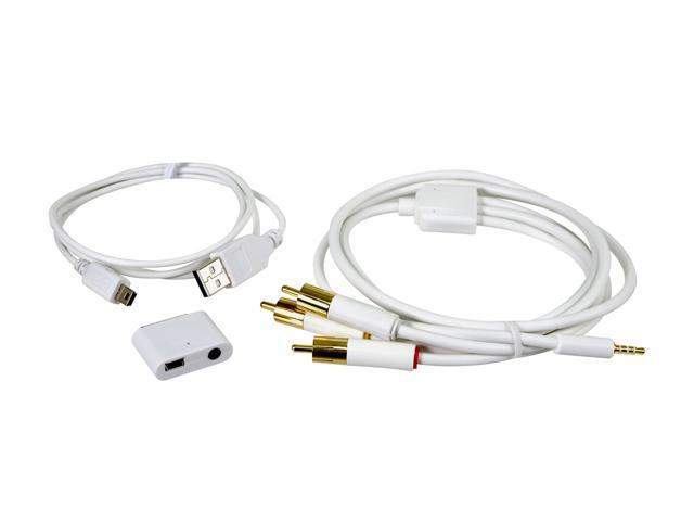 dreamGEAR ISOUND AV CABLE                                                                                     DGIPOD-296