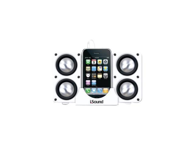 i.Sound DGIPOD-1555 4X Portable Speaker System
