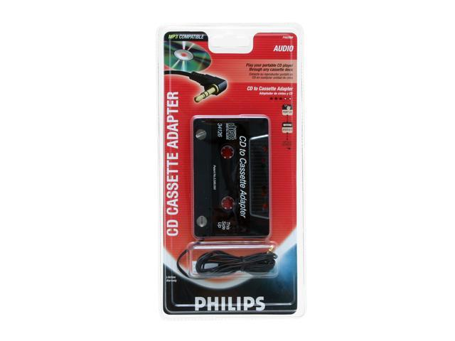 PHILIPS CD/MP3/MD to Cassette Converter PH-62050