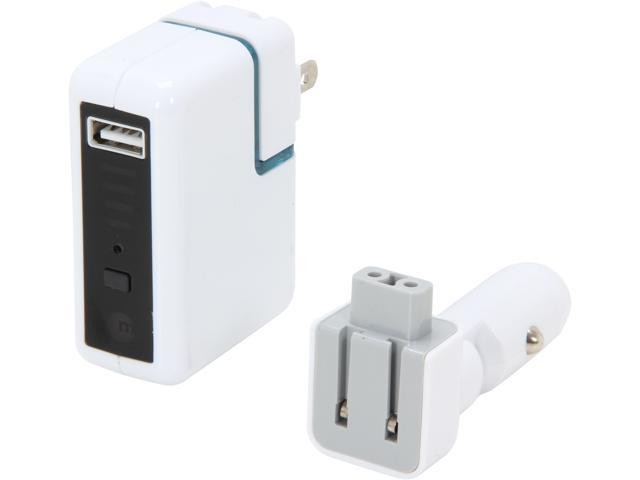 Macally Battery, USB AC and Car Charger Kit For iPod & iPhone 3GS POWERGO