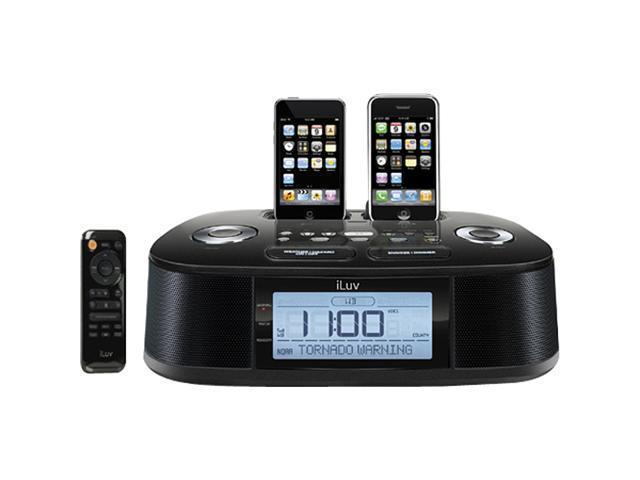 iLuv MP3 Accessory IMM183BLK