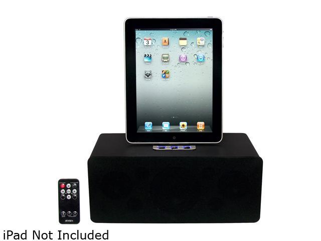 JENSEN JiPS-290i Docking Speaker Station for iPad, iPod and iPhone