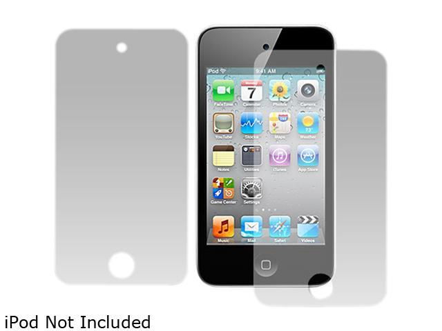 Mee audio 3-Pack Premium Screen Protector for iPod Touch (4th Gen)