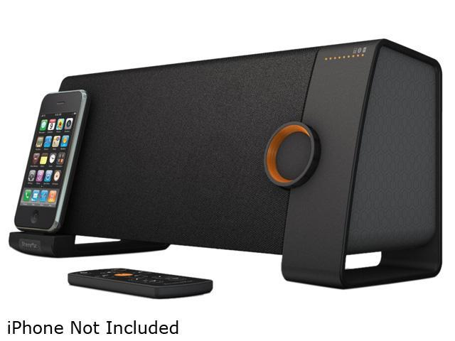 XtremeMac Tango TRX 2.1 Wireless High-Fidelity Audio System for iPad, iPhone and iPod (Black) IPU-TRX-11