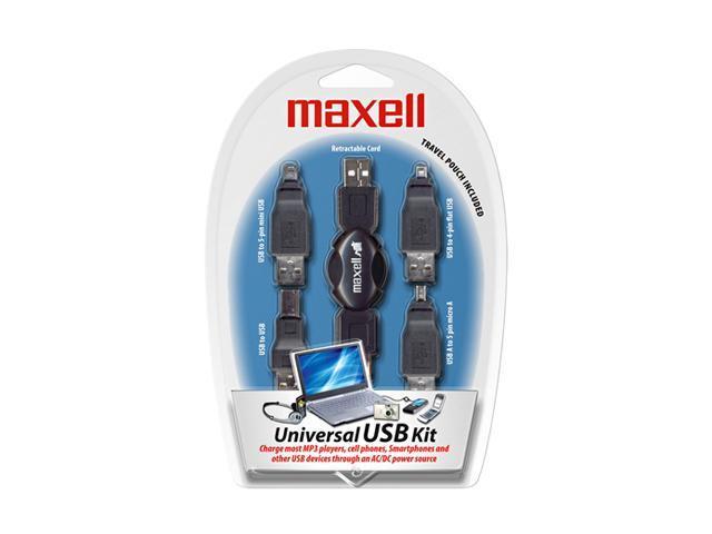 maxell Universal USB Charging Kit USBK-1 (190396)