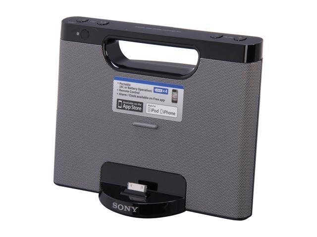 SONY Dock for iPad, iPhone and iPod RDPM7IP/SC
