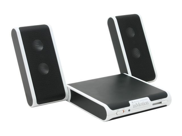 ALTEC LANSING IM4 inMotion Portable Audio Speaker System