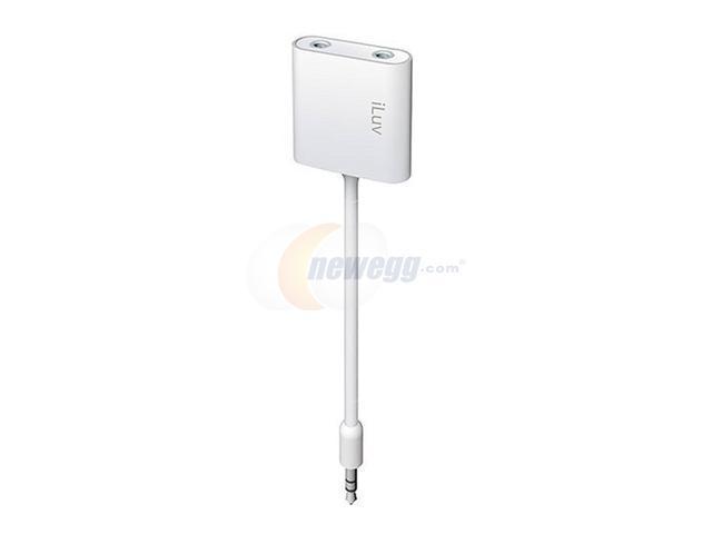 iLuv Stereo Headphone Splitter for Your iPod i101