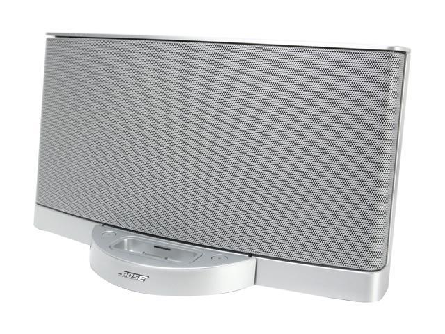 Bose® digital music system Silver SoundDock® Series II