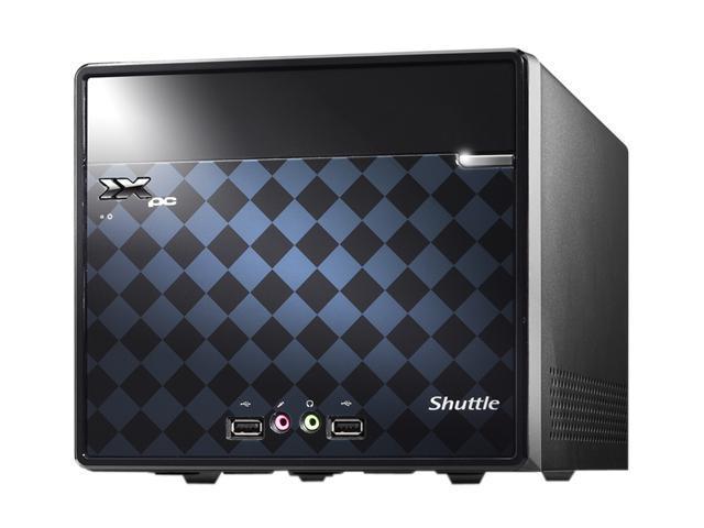 Shuttle SG41J1-VPH Intel Core 2 Quad, Core 2 Duo, Dual-Core, Celeron 400 serial support Intel Socket T(LGA775) Intel G41 Intel GMA X4500 Barebone with ICE Genie 3 Heatpipe Cooling System