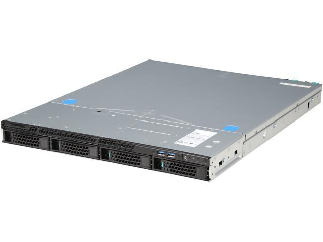 Intel Server System R1304RPMSHOR Barebone System - 1U Rack-mountable - Socket H3 LGA-1150 - 1 x Processor Support