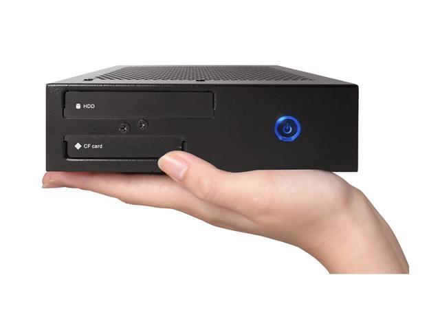 AOpen Digital Engine DE2700 WW Black Mini / Booksize Barebone System