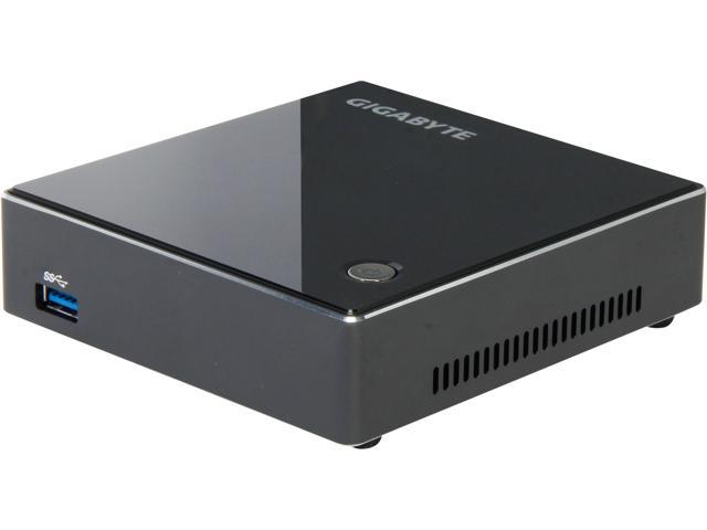 GIGABYTE GB-XM11-3337 Black Mini / Booksize Barebone System