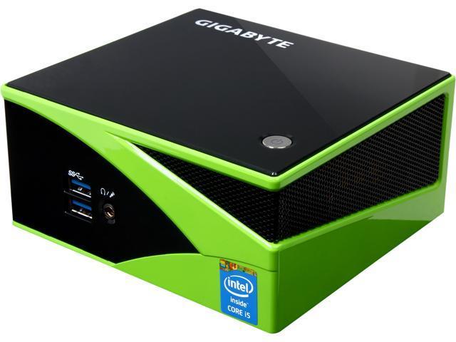 GIGABYTE GB-BXi5G-760 Intel HM87 Barebone