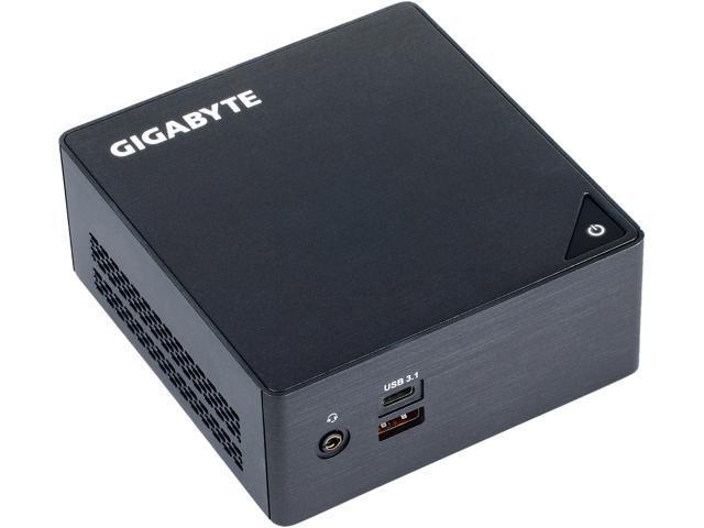 GIGABYTE BRIX GB-BKi3HA-7100 (rev. 1.0) Barebone Systems - Mini / Booksize